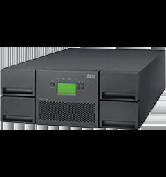 IBM Entry Tape Libraries - TS3200